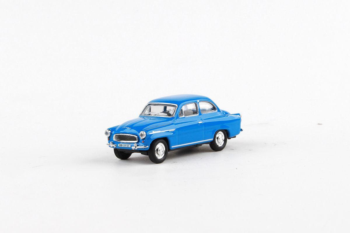 Škoda Octavia (1963) 1:72 - Modrá