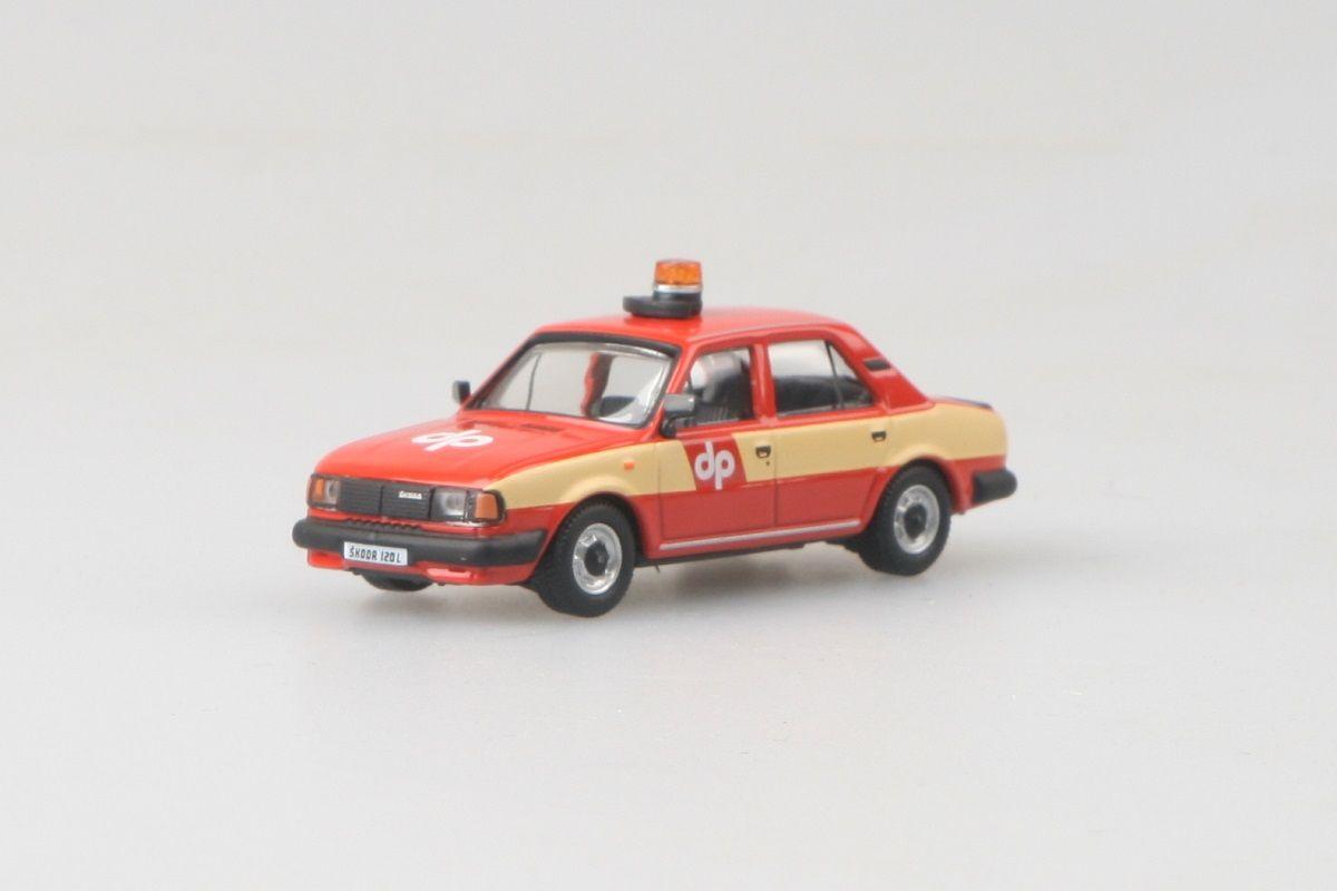 Škoda 120L (1984) 1:72 - DP hl.m. Prahy