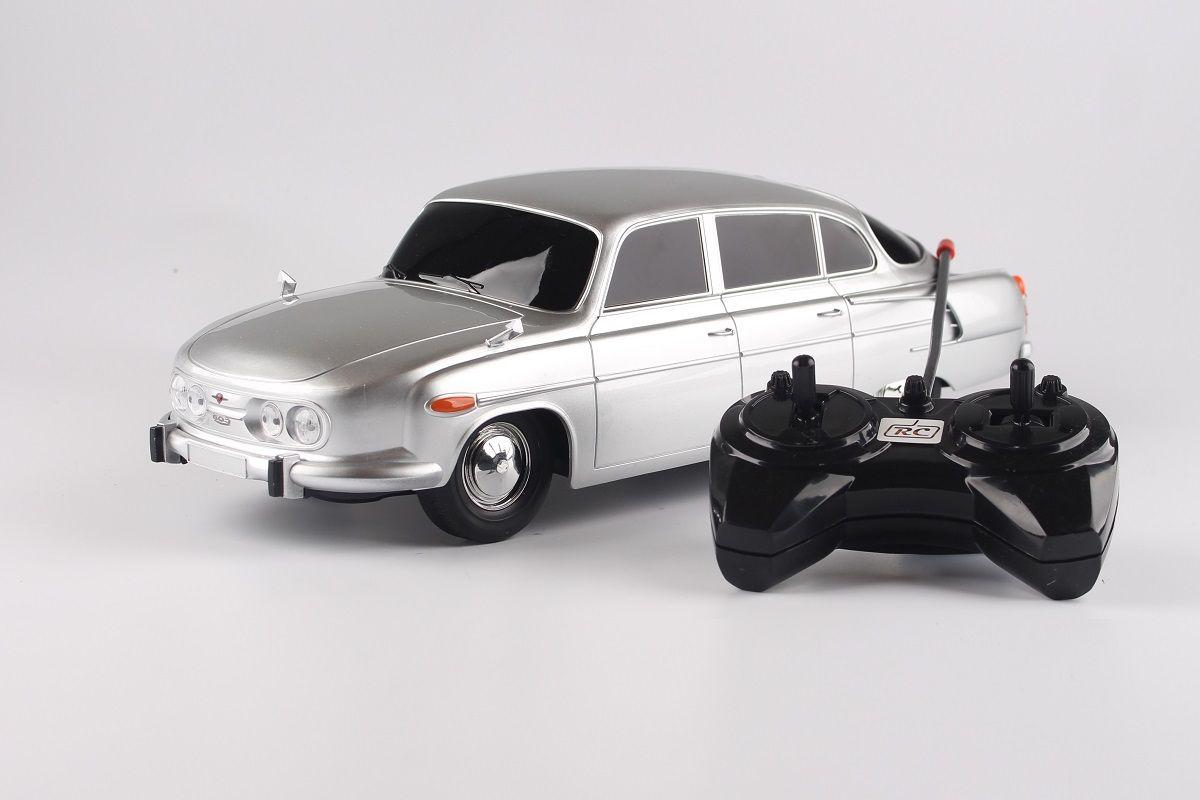 RC Tatra 603 1:14 - Stříbrná