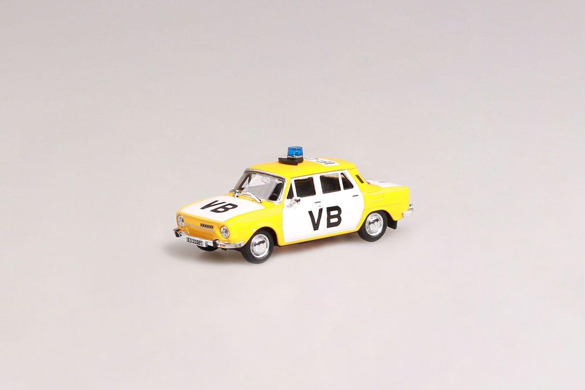 Škoda 110L (1973) 1:43 - Veřejná Bezpečnost