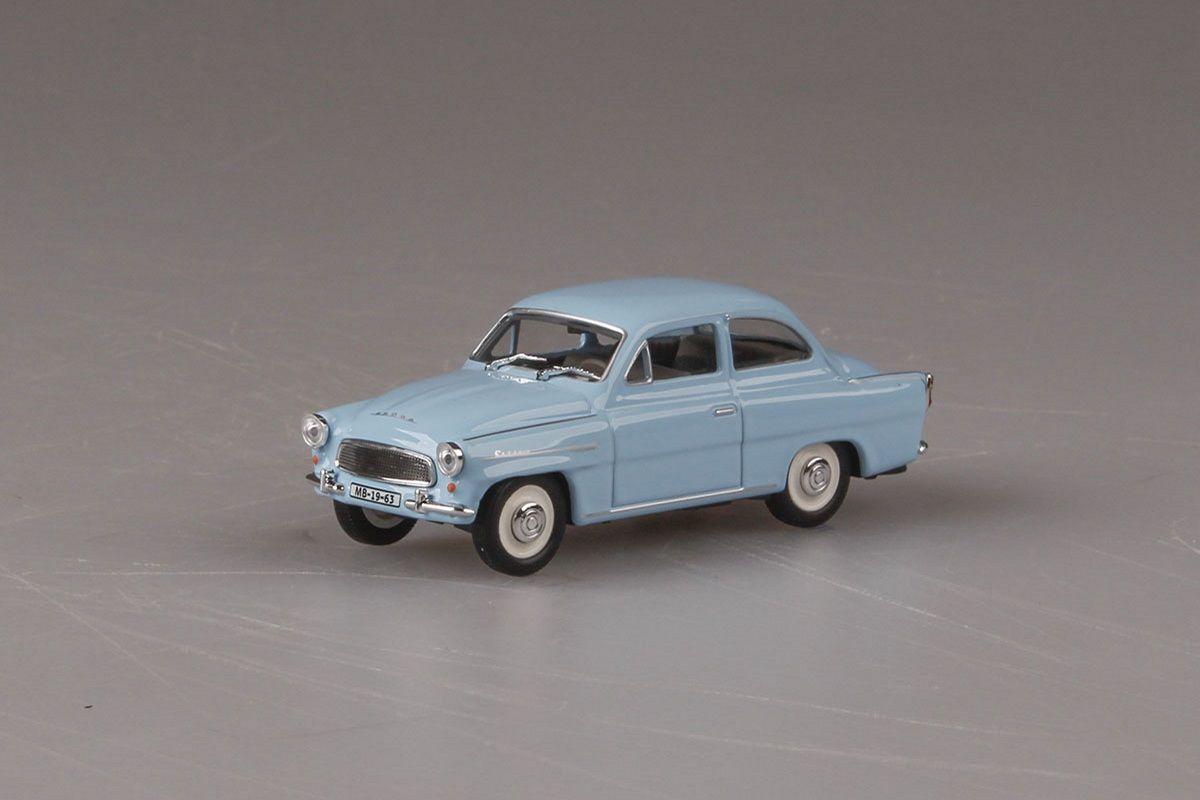 Škoda Octavia (1963) 1:43 - Modrá Světlá