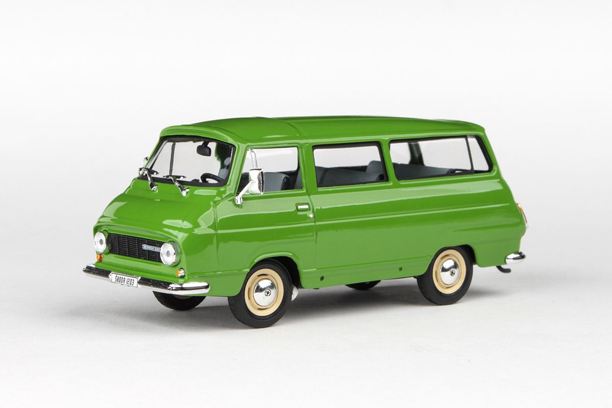 Škoda 1203 (1974) 1:43 - Zelená Střední