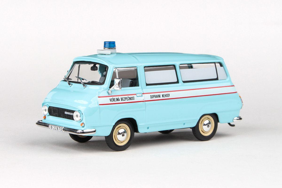 Škoda 1203 (1974) 1:43 - Veřejná Bezpečnost