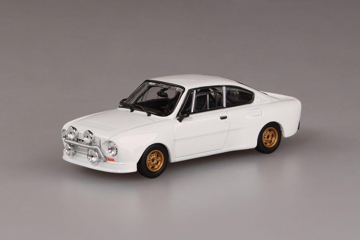 Škoda 130RS (1977) 1:43 - Bílá