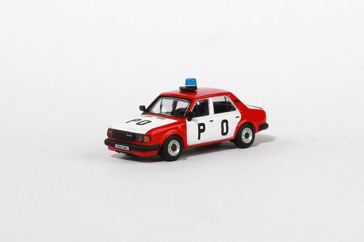 Škoda 120L (1984) 1:72 - Požární Ochrana