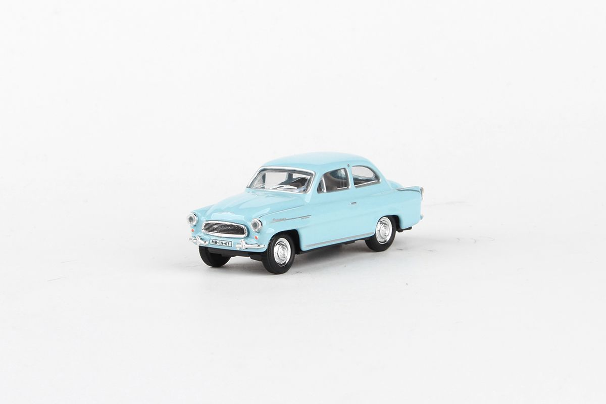 Škoda Octavia (1963) 1:72 - Modrá Světlá