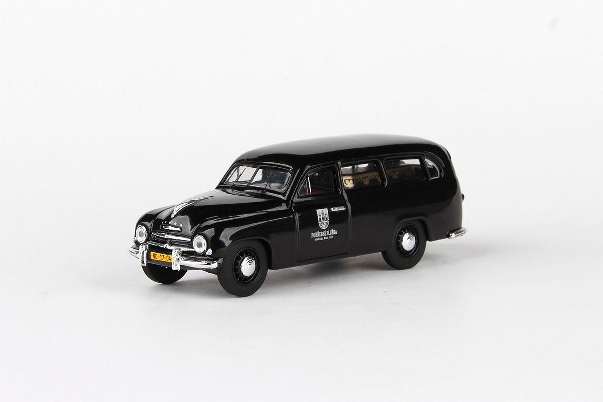 Škoda 1201 (1956) 1:43 - Pohřební