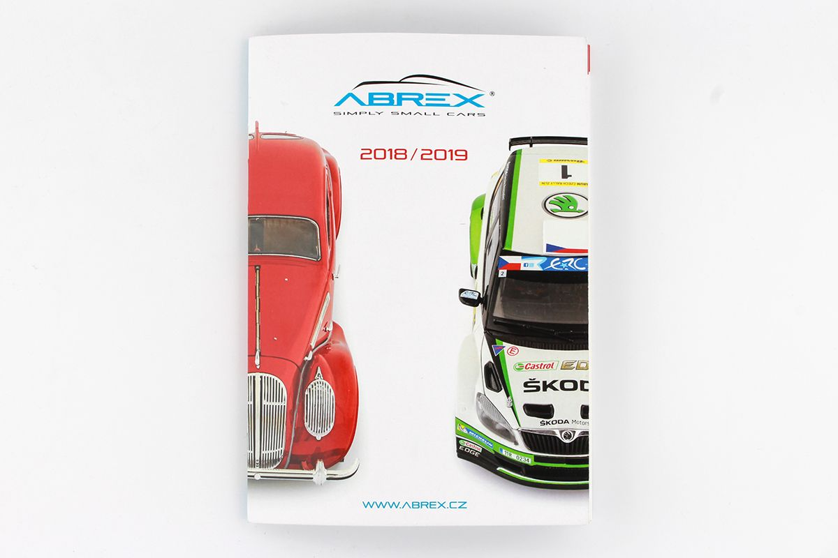Katalog Abrex 2018/2019 (CZ)