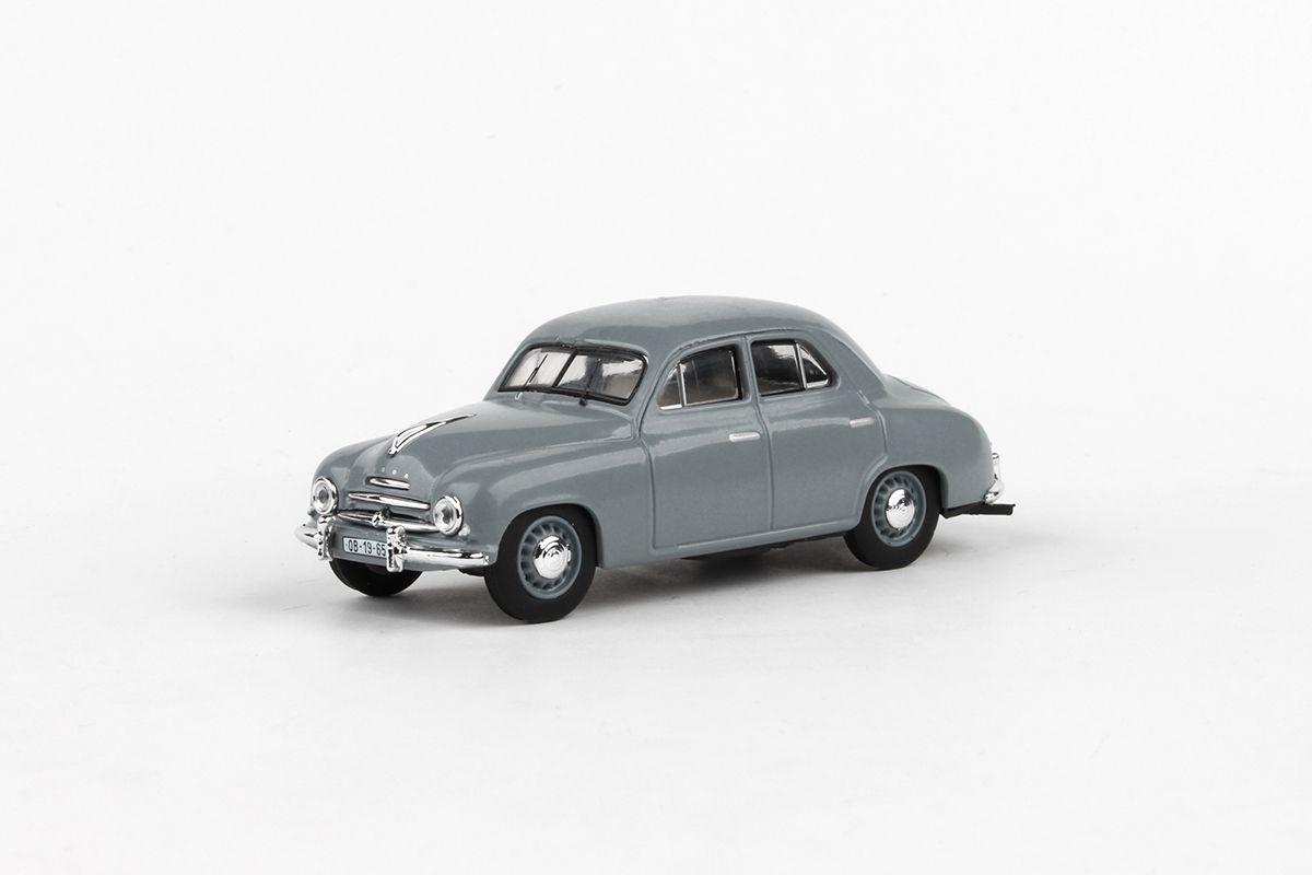 Škoda 1201 (1956) 1:43 - Šedá