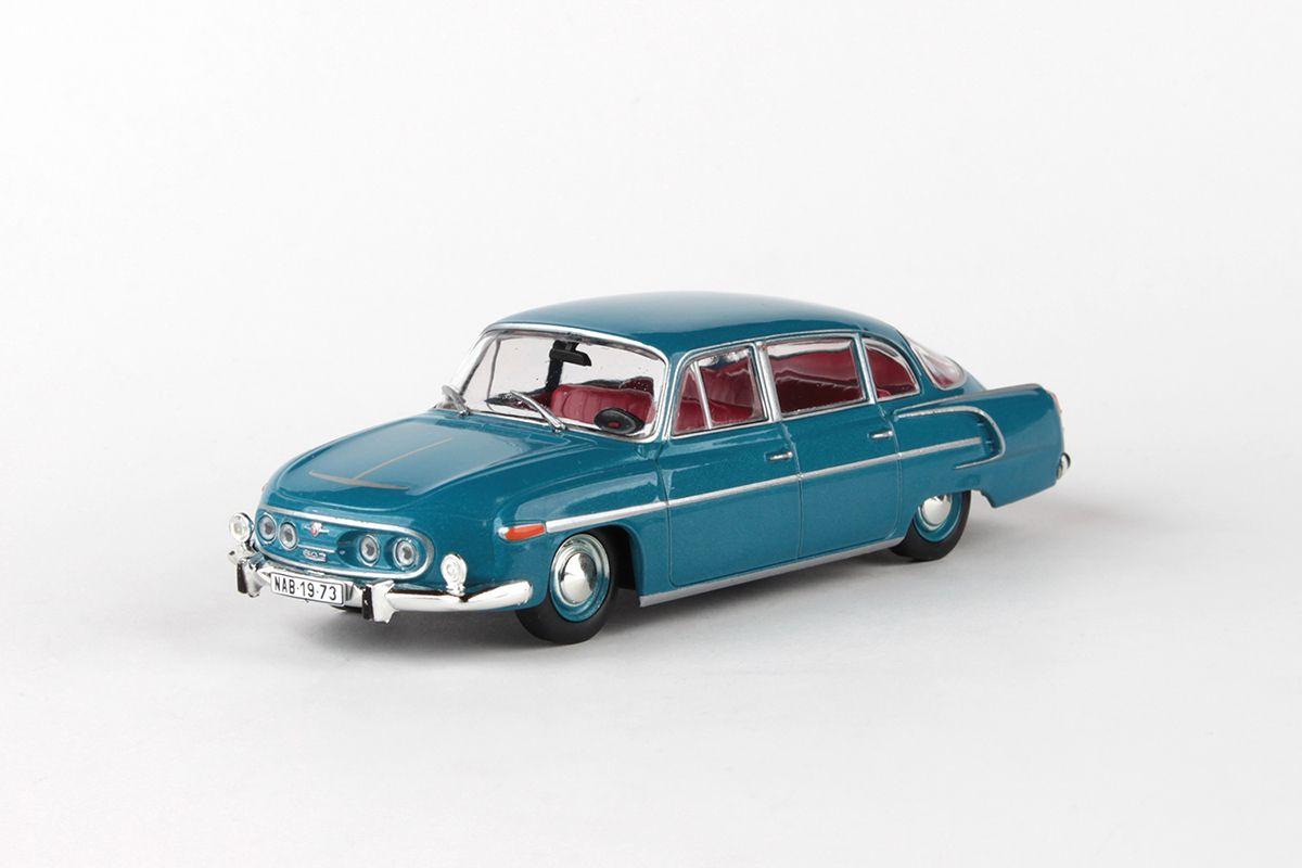 Tatra 603 (1969) 1:43 - Modrá Metalíza