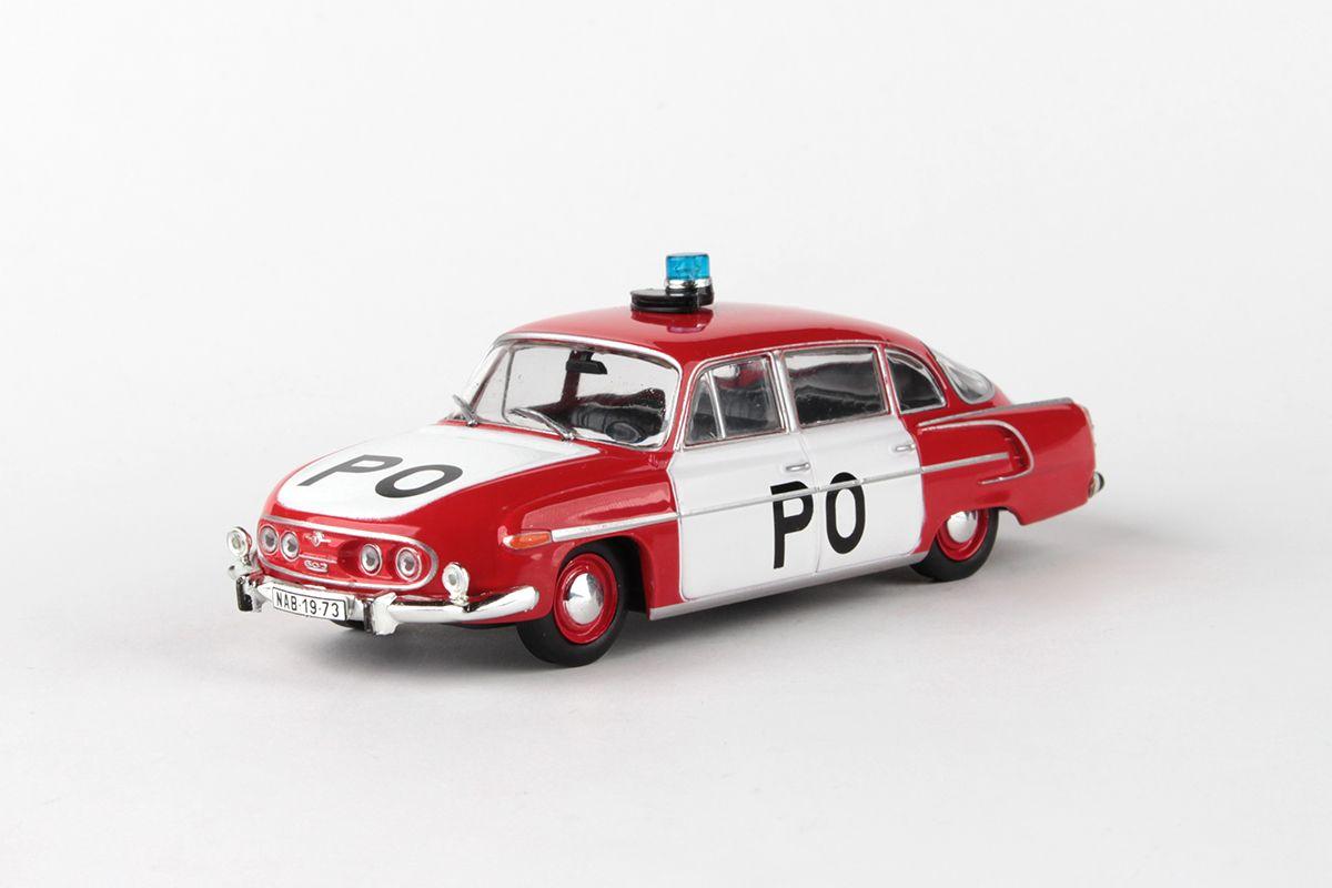 Tatra 603 (1969) 1:43 - Požární Ochrana