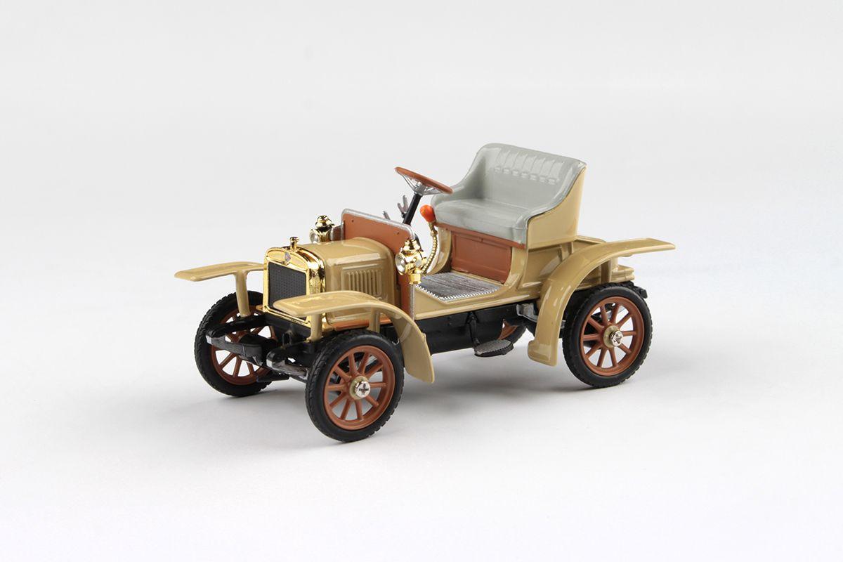 Laurin & Klement Voiturette (1905) 1:43 - Béžová Světlá