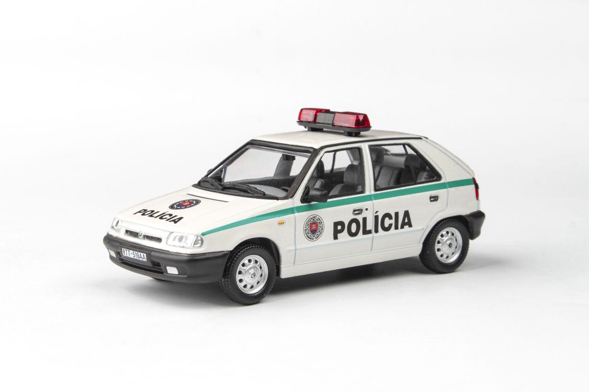 Škoda Felicia (1994) 1:43 - Polícia SR