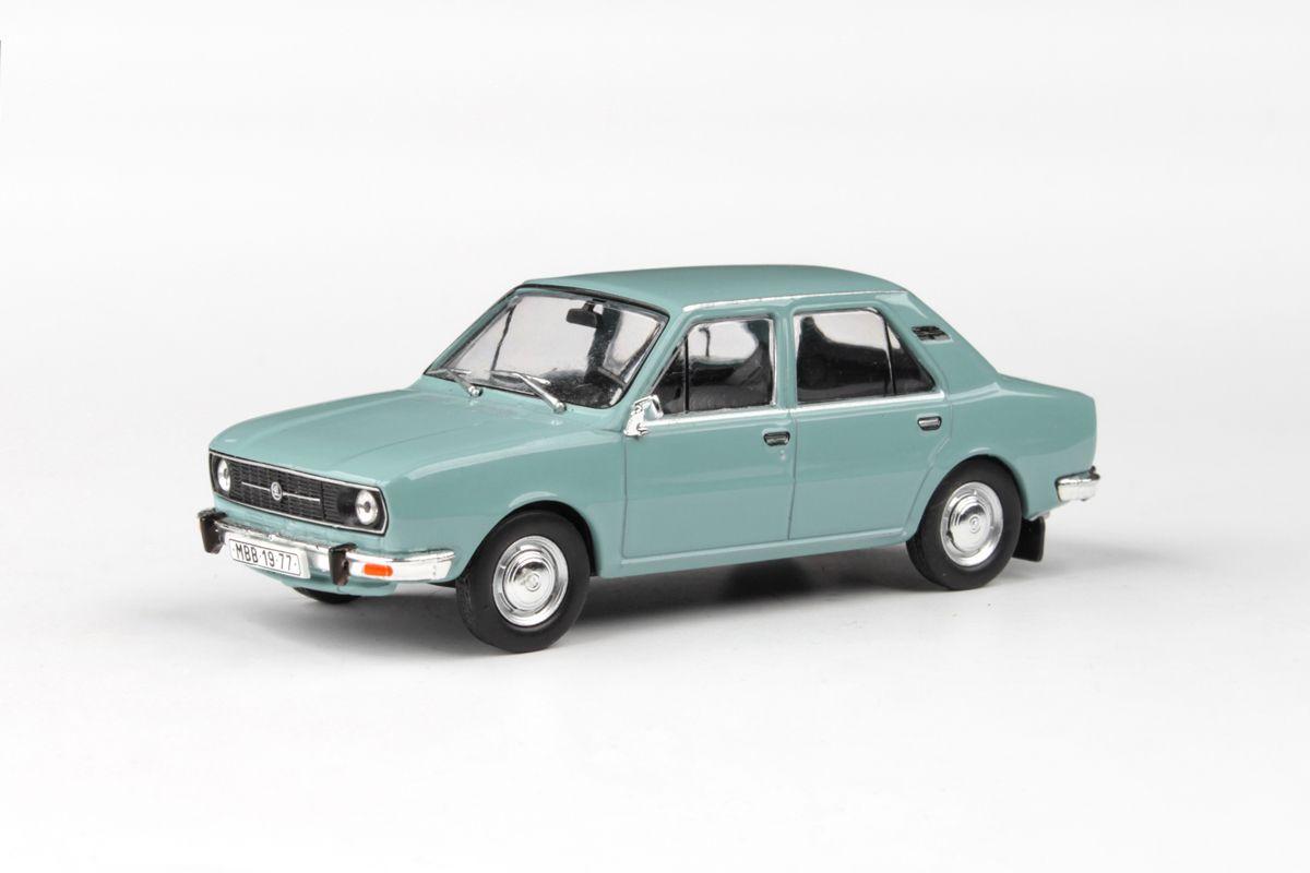Škoda 105L (1977) 1:43 - Šedomodrá