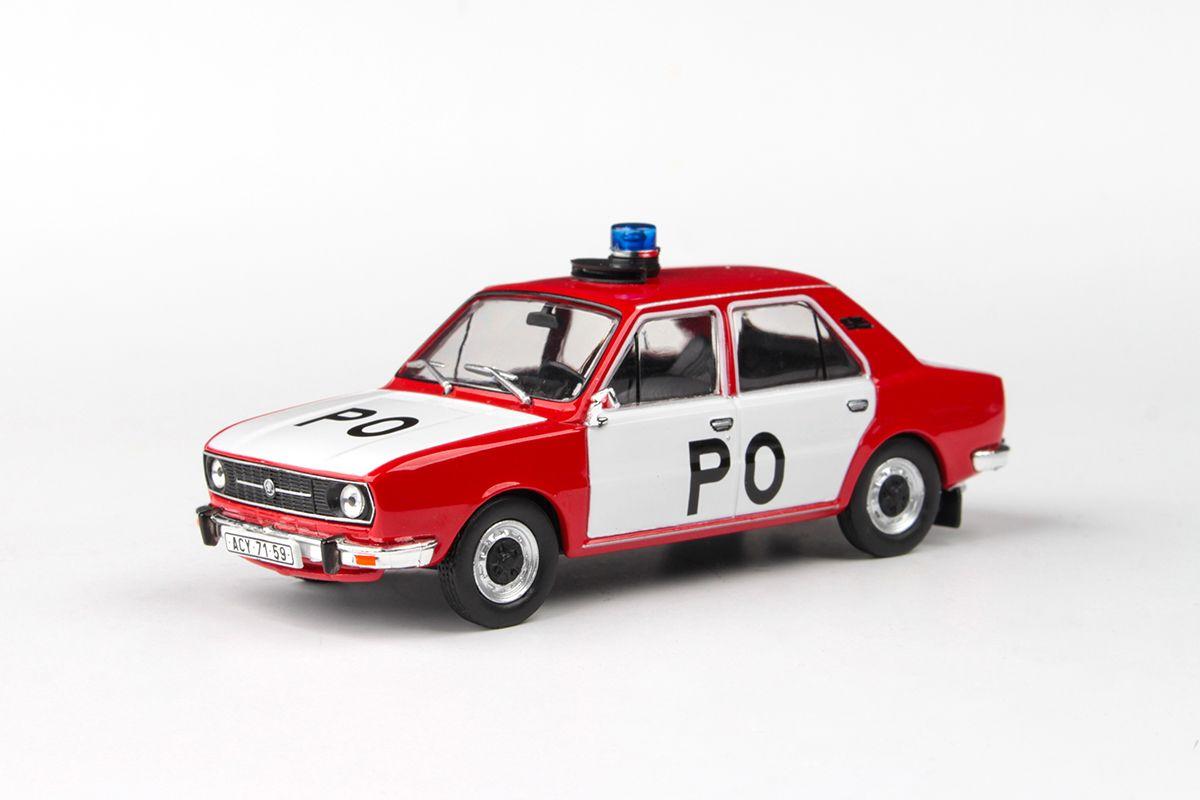 Škoda 105L (1977) 1:43 - Požární Ochrana