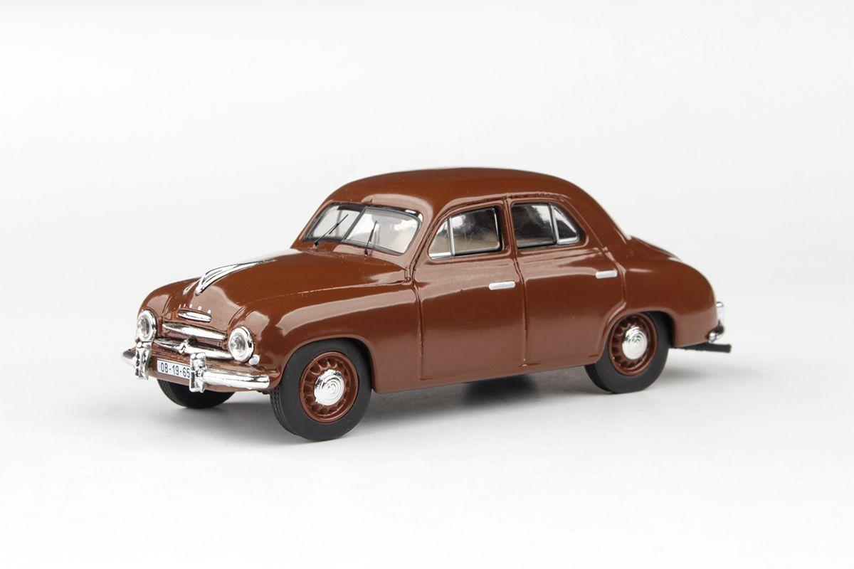 Škoda 1201 (1956) 1:43 - Hnědá