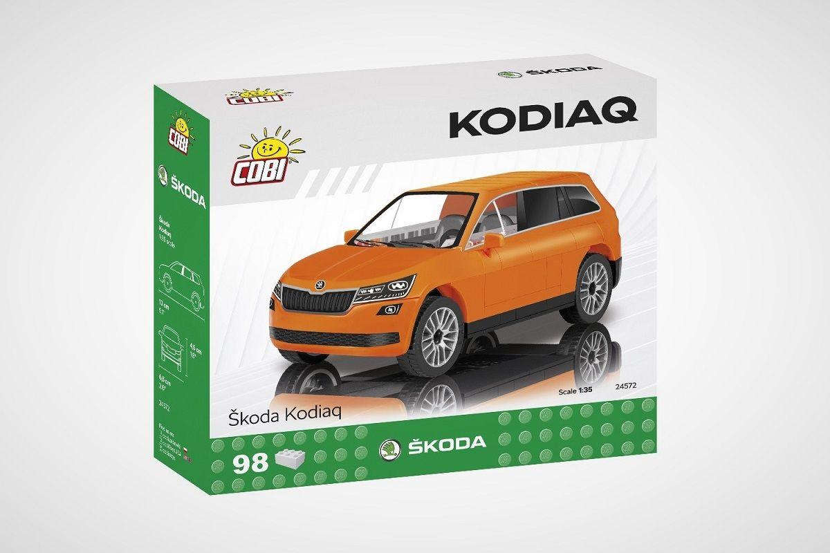 COBI stavebnice - Škoda Kodiaq - 1:35 - 98 kostek