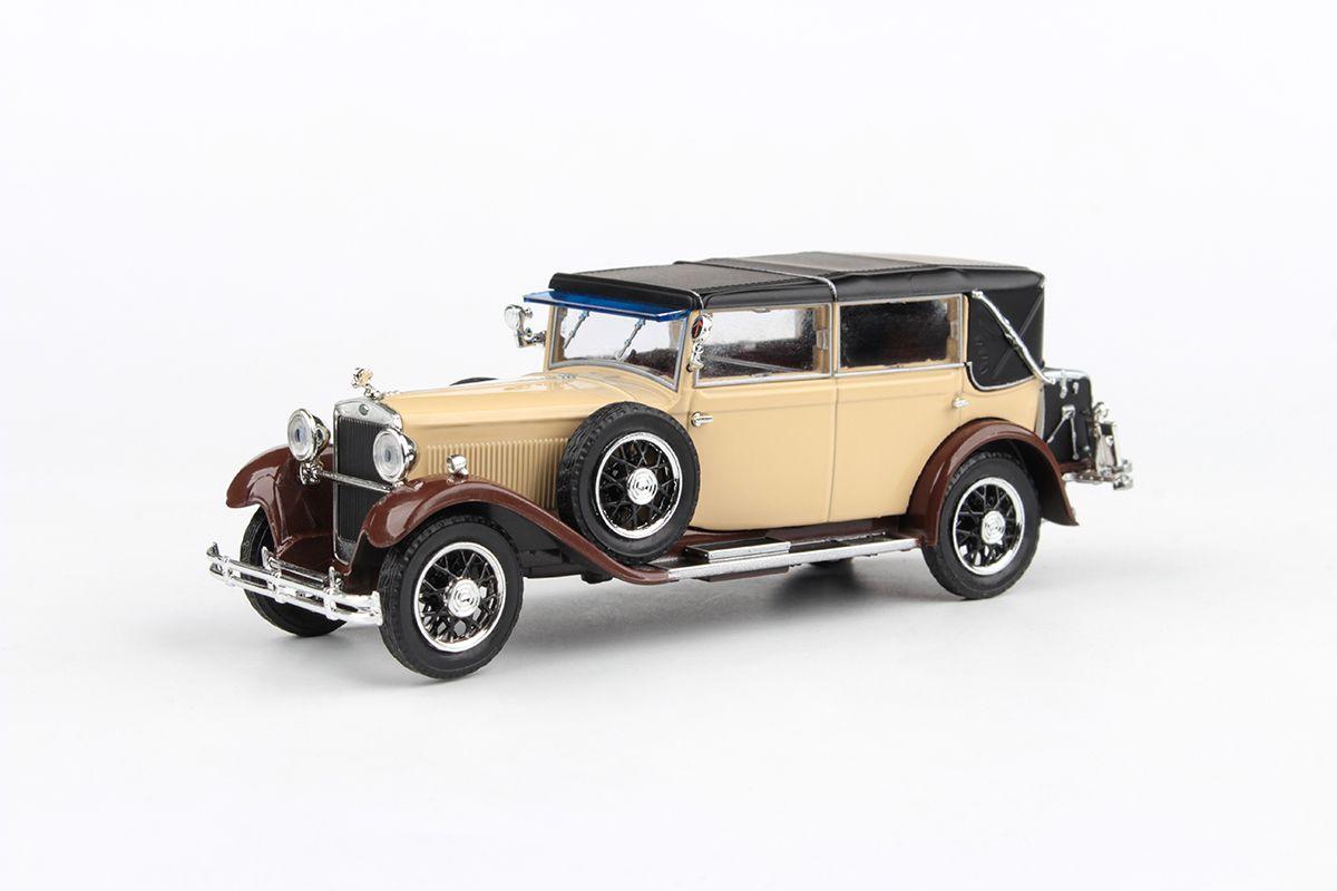 Škoda 860 (1932) 1:43 - Béžová Světlá