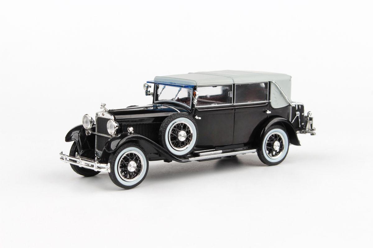Škoda 860 (1932) 1:43 - Černá