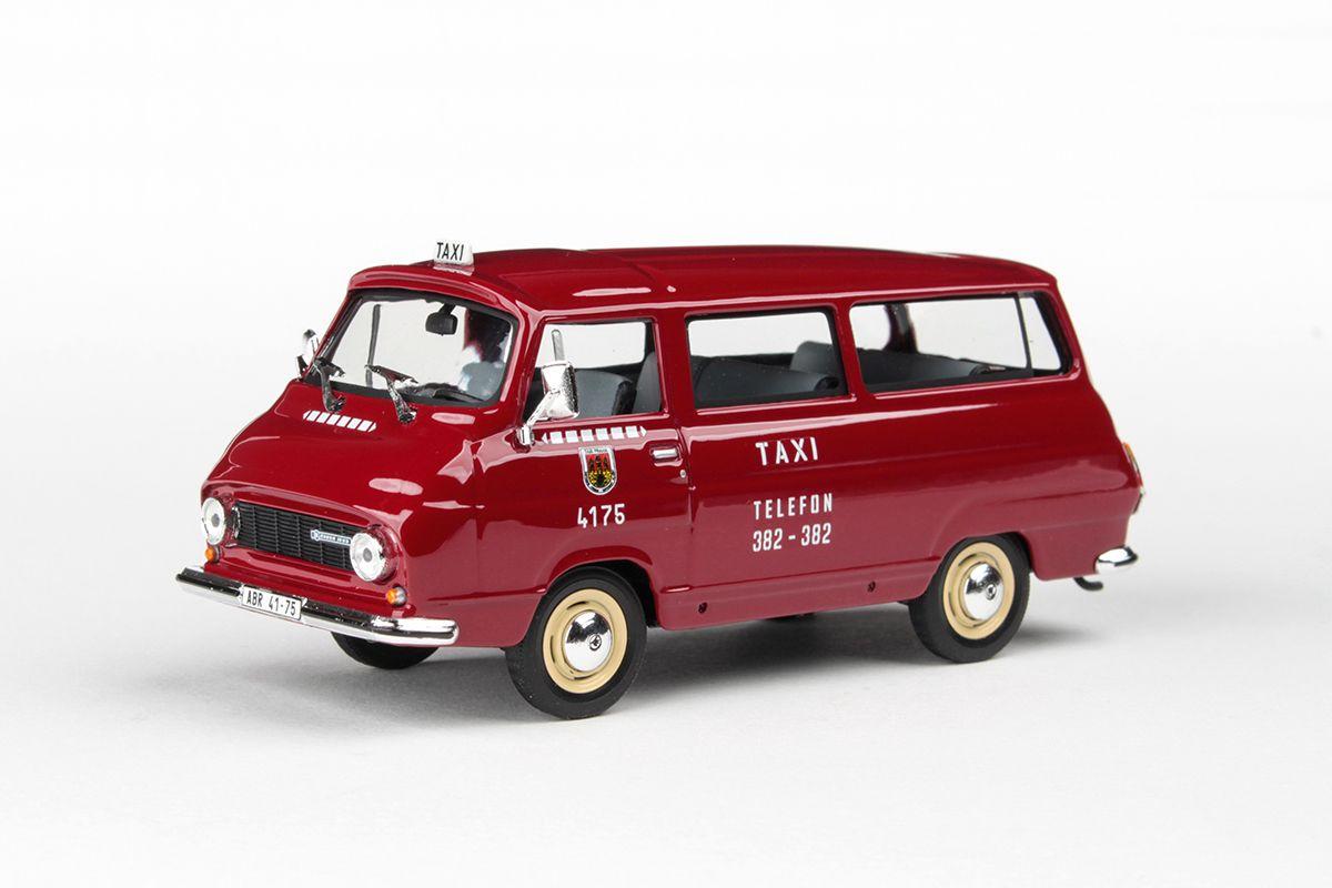 Škoda 1203 (1974) 1:43 - Taxi