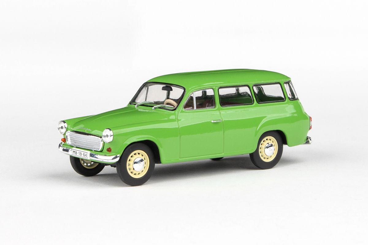 Škoda 1202 (1964) 1:43 - Zelená Aloe