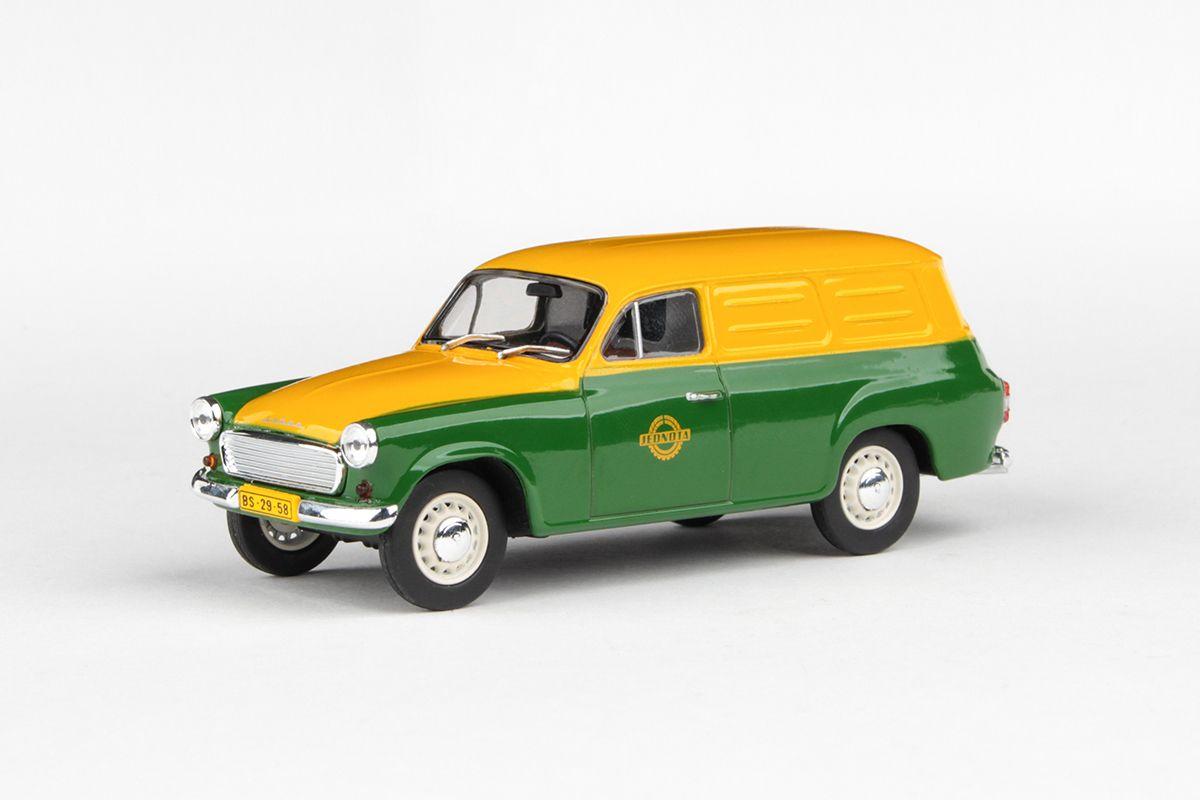 Škoda 1202 Dodávka (1965) 1:43 - Pojízdná Prodejna