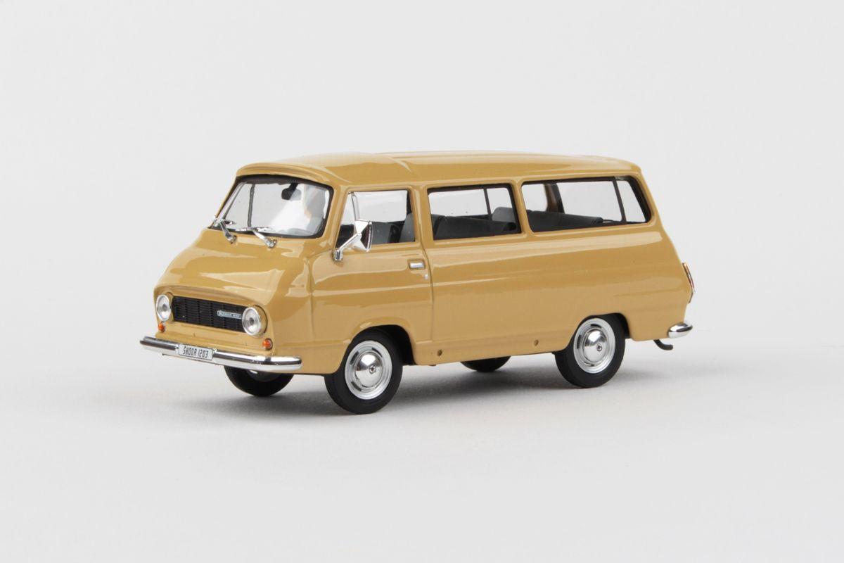 Škoda 1203 (1974) 1:43 - Písková Sahara