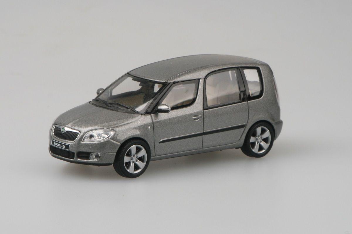 Škoda Roomster (2006) 1:43 - Béžová Cappuccino Metalíza
