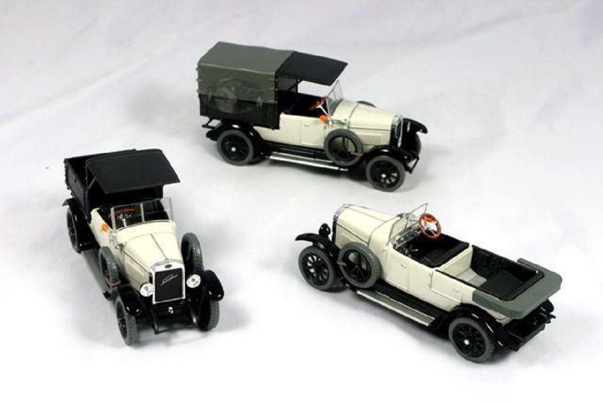 Laurin & Klement - Škoda 110 Combi Body (1927) 1:43 - Béžová Světlá