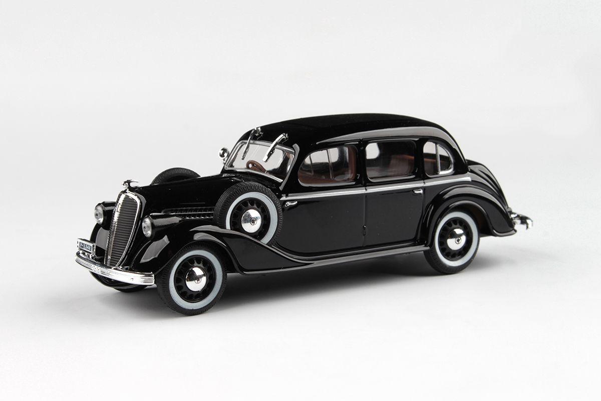 Škoda Superb 913 (1938) 1:43 - Černá