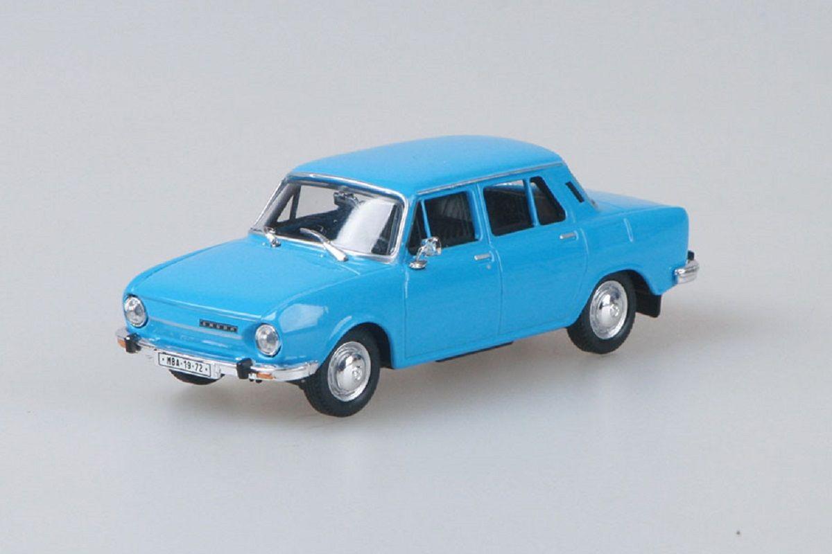 Škoda 110L (1973) 1:43 - Modrá Světlá