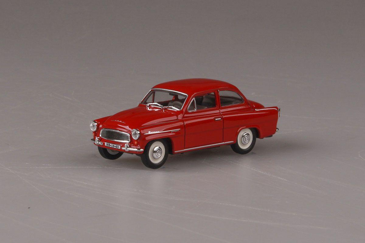 Škoda Octavia (1963) 1:43 - Červená Tmavá