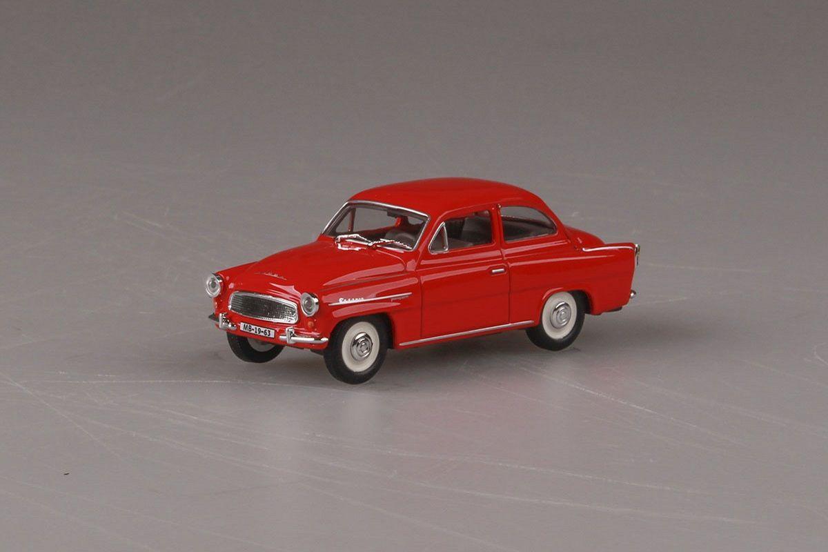 Škoda Octavia (1963) 1:43 - Červená Světlá