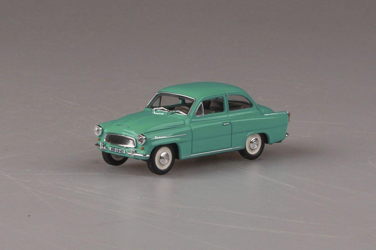 Škoda Octavia (1963) 1:43 - Tyrkysová