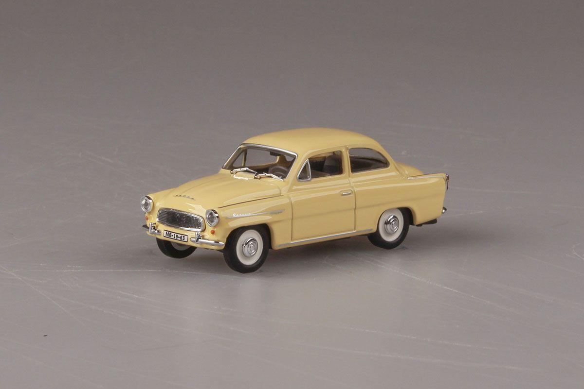 Škoda Octavia (1963) 1:43 - Béžová Světlá