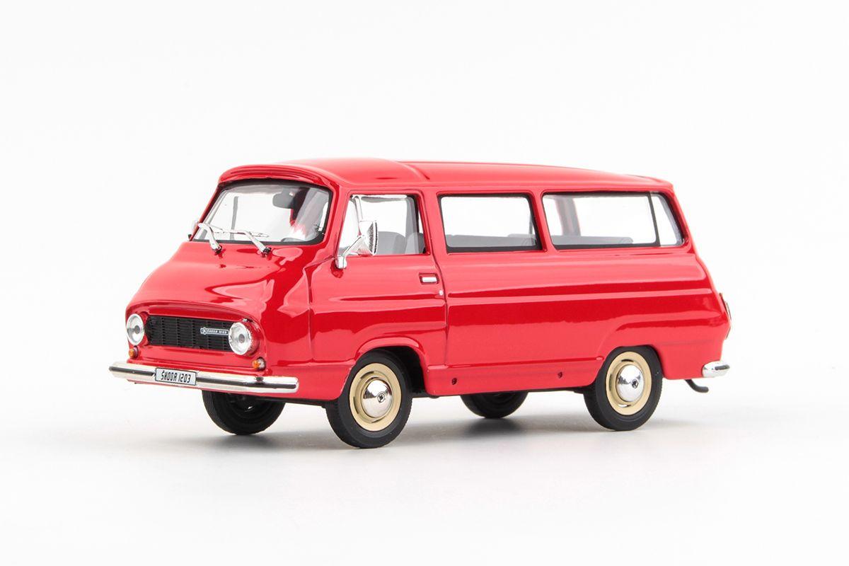 Škoda 1203 (1974) 1:43 - Červená Světlá