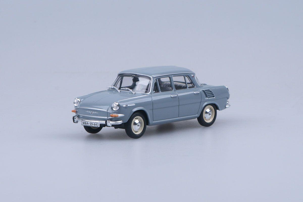 Škoda 1000MB (1964) 1:43 - Šedá Námořní