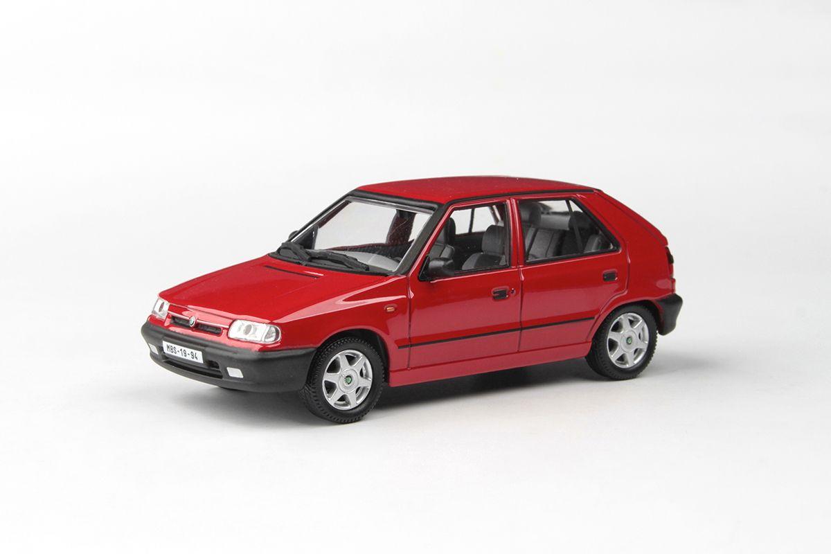 Škoda Felicia (1994) 1:43 - Červená Rallye