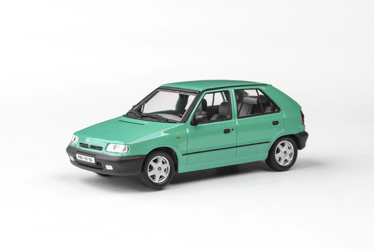 Škoda Felicia (1994) 1:43 - Zelená Atlantická