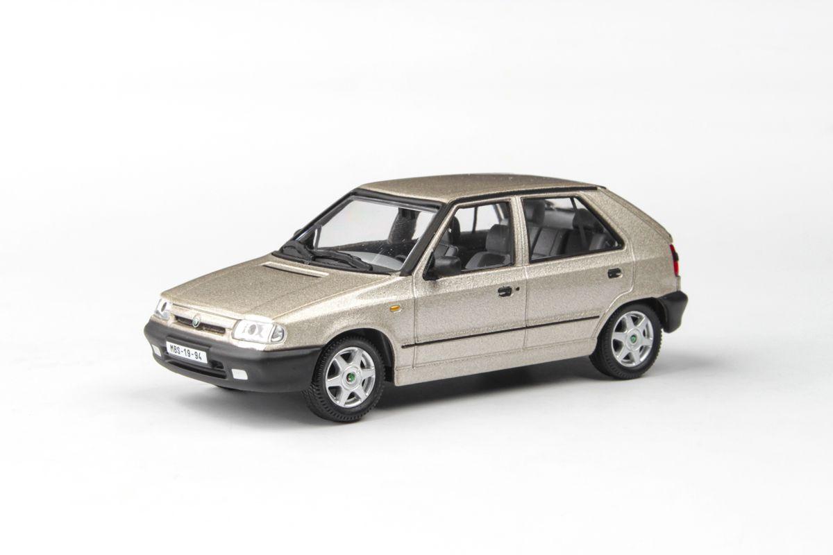 Škoda Felicia (1994) 1:43 - Champagne Metalíza