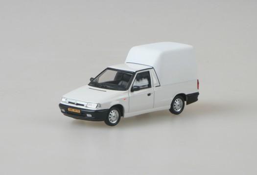 Škoda Felicia Pickup (1996) 1:43 - Bílá Candi Uni