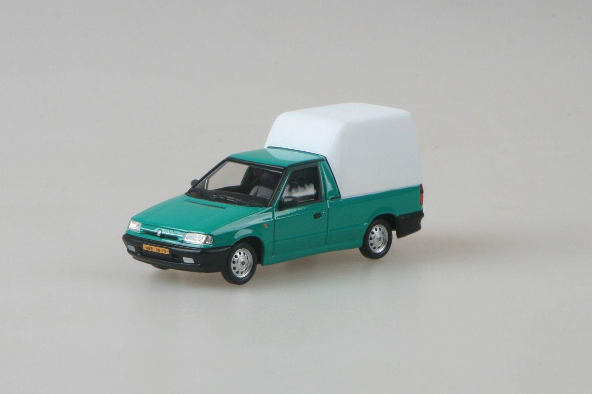 Škoda Felicia Pickup (1996) 1:43 - Zelená Atlantická