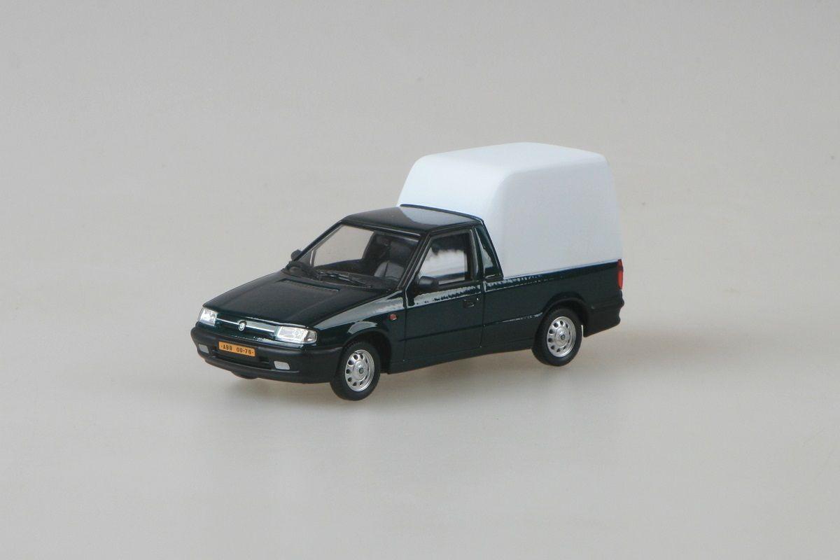 Škoda Felicia Pickup (1996) 1:43 - Zelená Tmavá Metalíza
