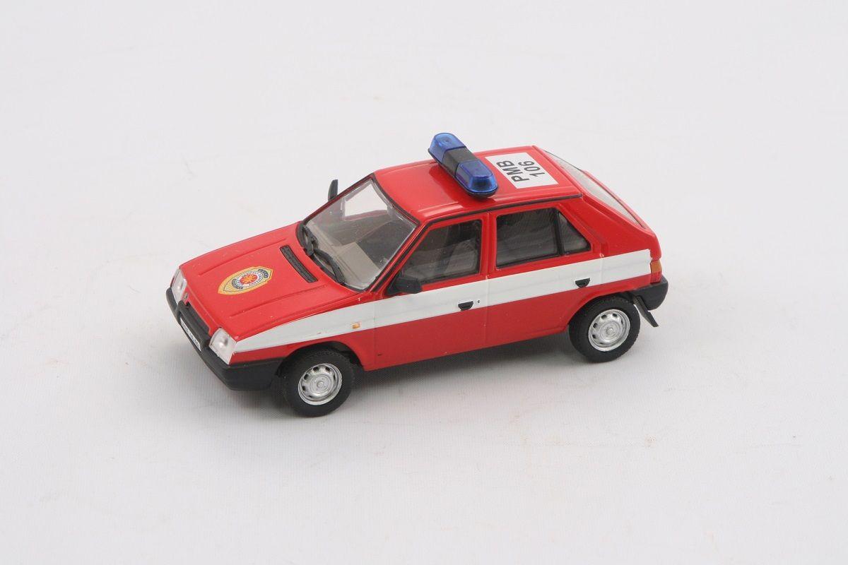 Škoda Favorit 136L (1988) 1:43 - Hasiči