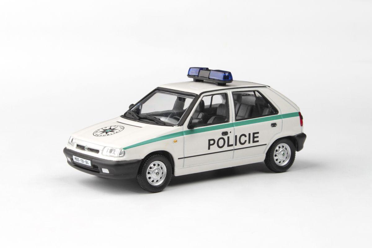 Škoda Felicia (1994) 1:43 - Policie ČR