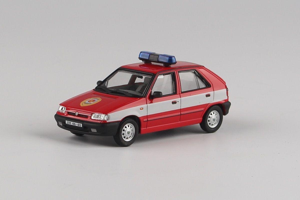Škoda Felicia (1994) 1:43 - Hasiči