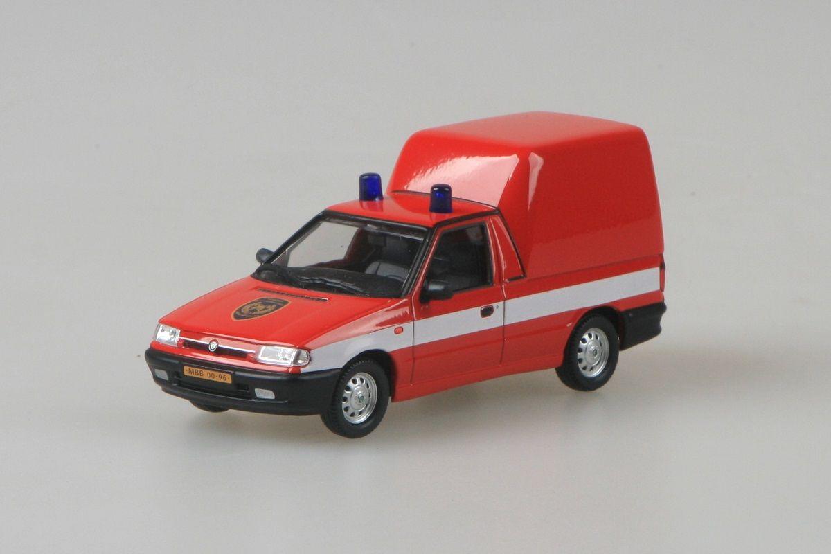 Škoda Felicia Pickup (1996) 1:43 - Hasiči