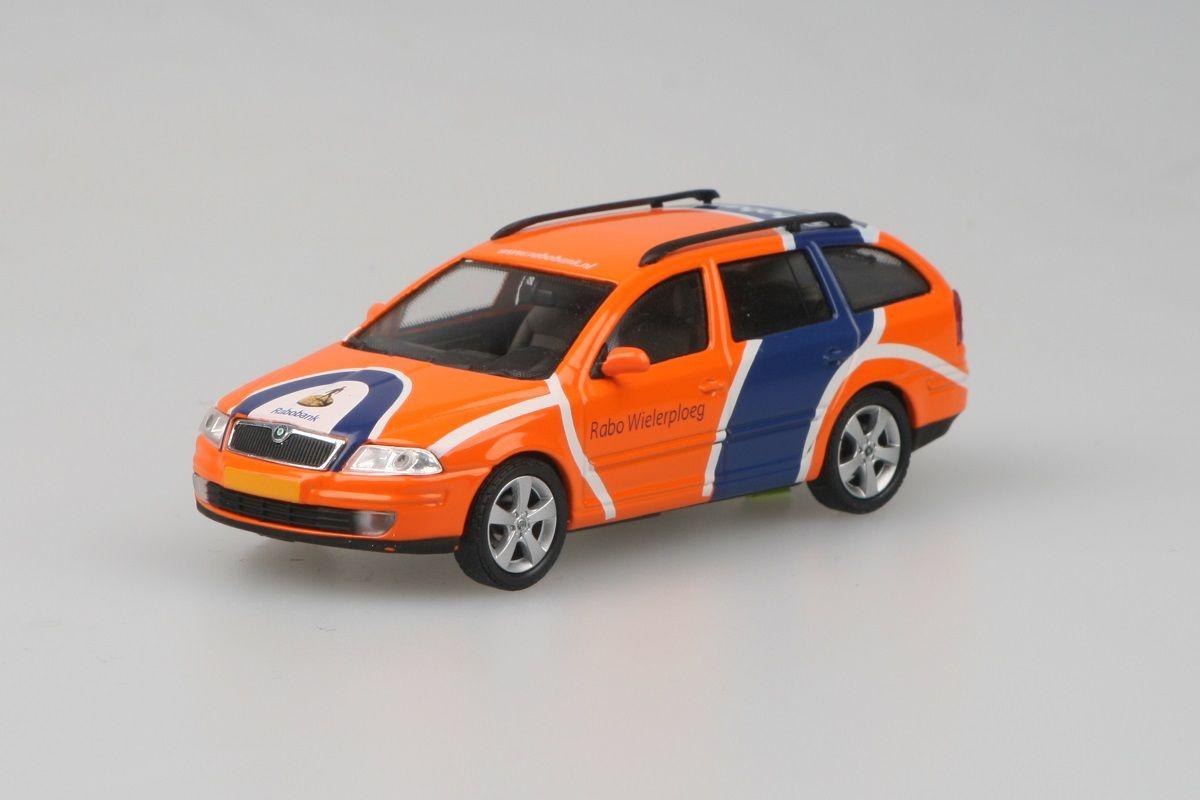 Škoda Octavia II Combi (2004) 1:43 - Rabobank 2007