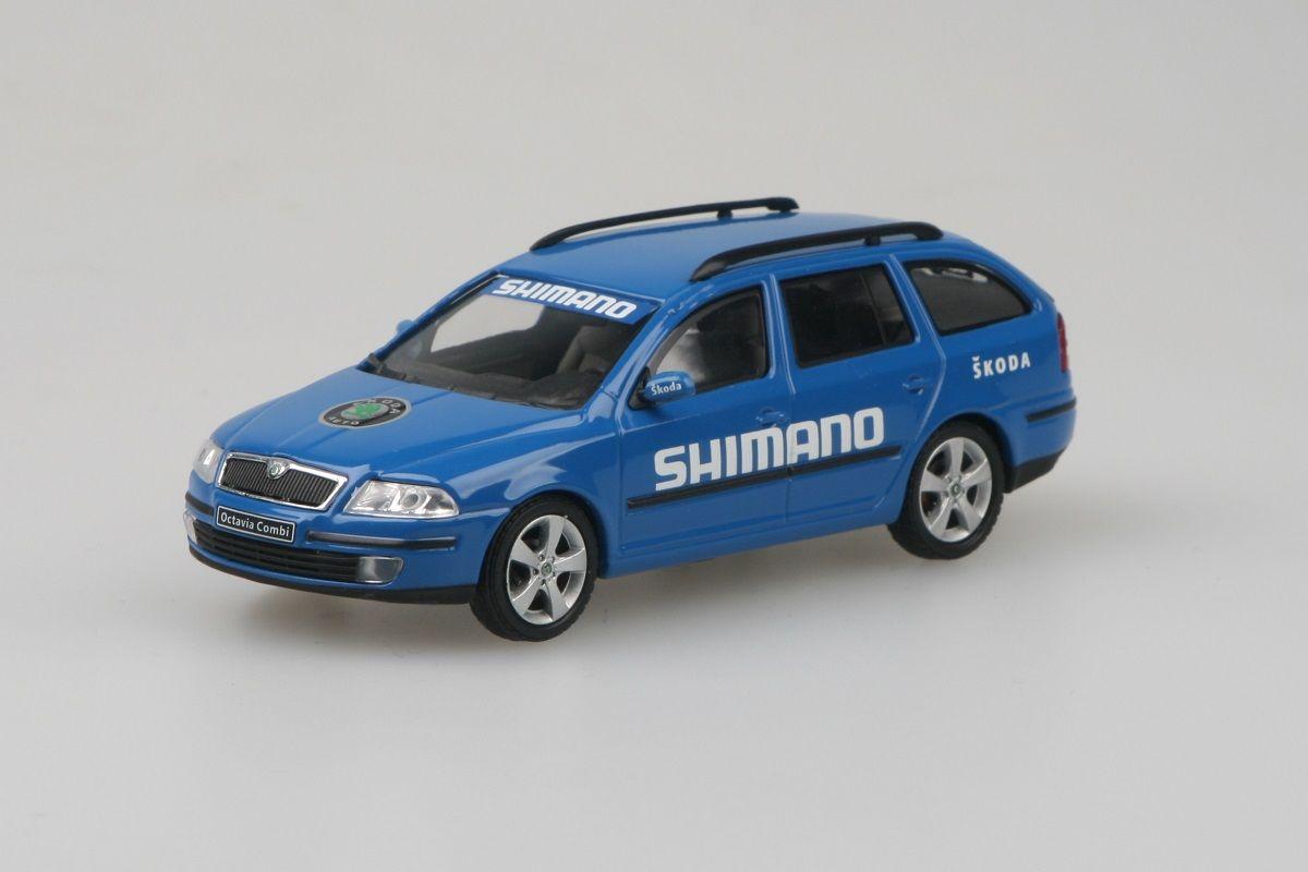 Škoda Octavia II Combi (2004) 1:43 - Shimano
