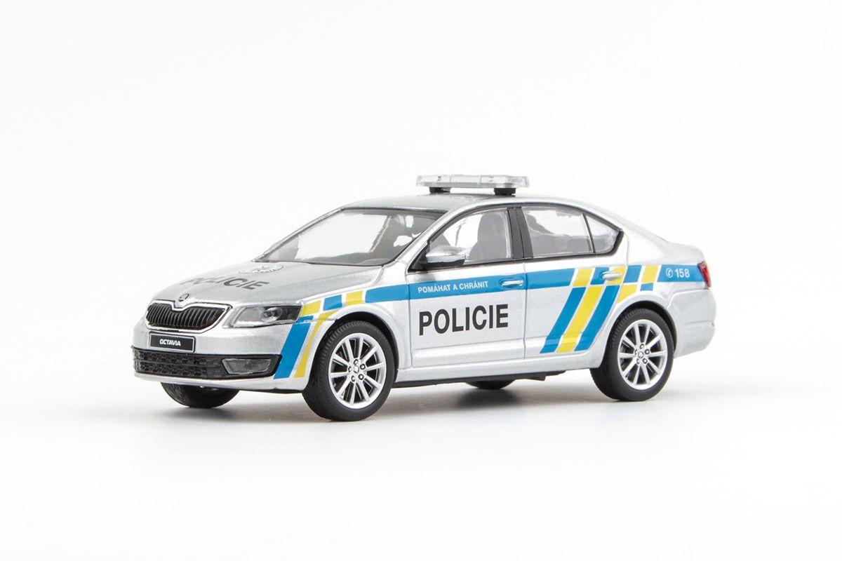 Škoda Octavia III (2012) 1:43 - Policie ČR